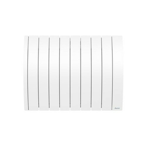 Radiateur à inertie fluide IPALA Blanc 1500W modèle Horizontal - Gedimat.fr