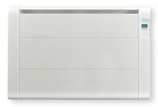 Radiateur céramique fonte inertie sèche 2000W Blanc - Gedimat.fr