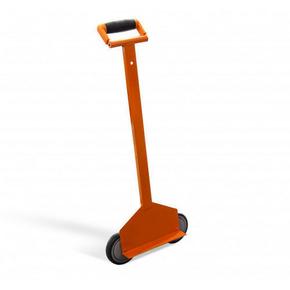 Mini chariot transporteur de plaques ROLL PLAC - Gedimat.fr