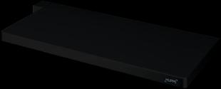 Tablette SÉLECT+ Noir mat - Gedimat.fr