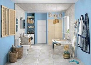Vasque rectangulaire à poser NUO Long.60cm larg.44cm Haut.12.5cm coloris Blanc - Gedimat.fr