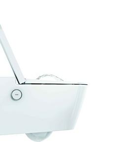 Lunette et abattant pour WC lavant TECEONE - Gedimat.fr