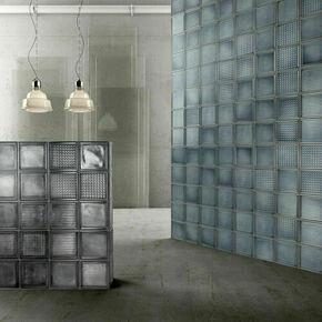 Carrelage pour mur intérieur GLASS BLOCK - Gedimat.fr