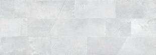 Carrelage pour mur intérieur RUE DE PARIS faience mate 25cmx70cm Ép.10,1mm modèle Concept blanco - Gedimat.fr