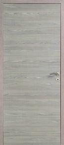 Bloc porte INDA pleine huisserie 72mm à 110mm coloris Chêne gris haut.2,04m larg.83cm poussant droit - Gedimat.fr