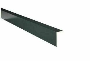 Cornière d'angle aluminium long.3,60m pour bardage co-ex Atmosphère Gris Anthracite - Gedimat.fr