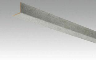 Baguette d'angle 35x3,5mm Long.2,38m décor béton - Gedimat.fr