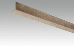 Baguette d'angle 35x3,5mm Long.2,38m décor chêne - Gedimat.fr
