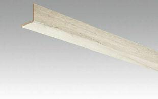 Baguette d'angle 35x3,5mm Long.2,38m décor gris crème - Gedimat.fr