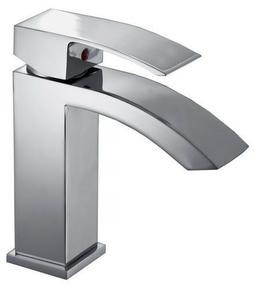 Mitigeur lavabo BASTIA finition chromé - Gedimat.fr