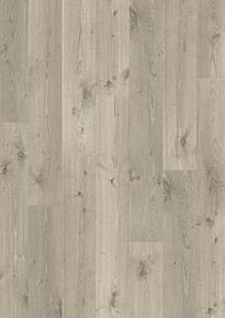 Plinthe stratifié LIVING EXPRESSION SENSATION MODERN larg.58 mm long.2.50 m finition Chêne gris - Gedimat.fr