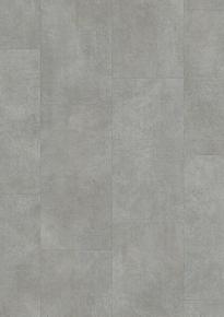Plinthe PVC pour sol vinyle Classik Plank Long.2,00m larg.48mm Ép.12mm Béton Metallique oxyde - Gedimat.fr