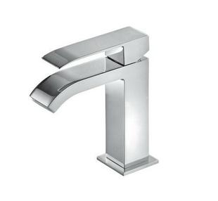 Mitigeur lavabo CUADRO chromé - Gedimat.fr