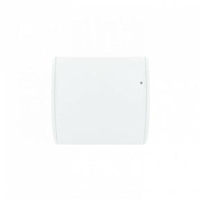 Radiateur Connecté à inertie Fonte ANTARES modèle Horizontal coloris Blanc 1000W CHAUFELEC - Gedimat.fr