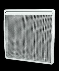 Panneau rayonnant horizontal SMART aluminium 1000W écran LCD - Gedimat.fr