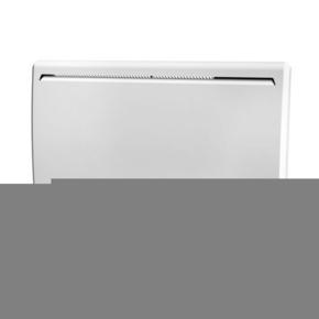 Radiateur céramique inertie sèche ''UNO'' écran LCD 1000W - Gedimat.fr
