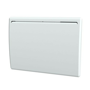 """Radiateur fonte inertie sèche """"UNO FONTE"""" écran LCD 1500W - Gedimat.fr"""