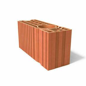 Brique Poteau multiangle 12 - 560x200x274mm - Gedimat.fr