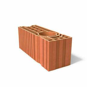 Brique poteau multiangle 12 - 560x200x219mm - Gedimat.fr