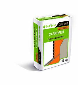 Enduit CARROFEU - sac de 25kg - Gedimat.fr