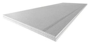 Plaque de plâtre déco acoustique PREGYTWIN BA25S - 3x0,90m - Gedimat.fr