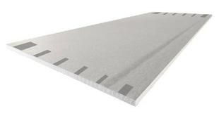 Plaque de plâtre spéciale SYNIA standard 4BA13 - 2,50x1,20m - Gedimat.fr