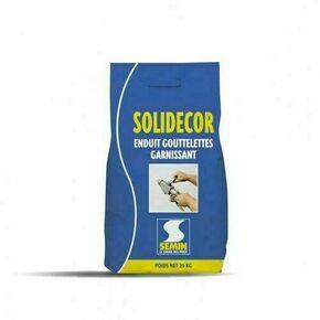 Enduit décoratif SOLIDECOR super garnissant - sac de 25kg - Gedimat.fr