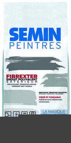Enduit fibre FIBREXTER - sac de 5kg - Gedimat.fr