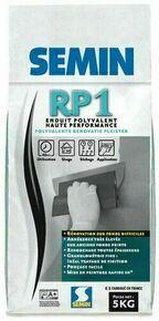 Enduit polyvalent RP1 - sac de 5kg - Gedimat.fr