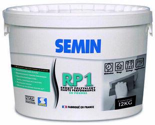 Enduit polyvalent RP1 - seau de 12kg - Gedimat.fr