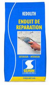 Enduit de réparation KEDOLITH - sac de 5kg - Gedimat.fr
