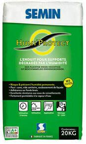 Enduit de traitement HUMI'PROTECT - sac de 20kg - Gedimat.fr