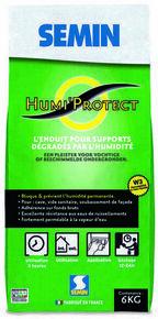 Enduit de traitement HUMI'PROTECT - sac de 6kg - Gedimat.fr