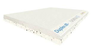 Doublage DUPLEX DB LIGNUM BA13+10 - 2x1,20m - Gedimat.fr