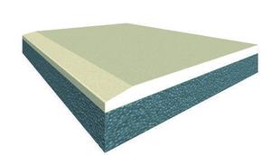 Doublage polystyrène graphite DUPLEX GRAPHITE TH31 13+80 - 2,60x1,20m - R=2,64m².K/W. - Gedimat.fr