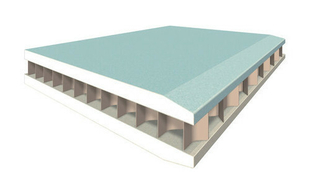Doublage hydrofuge ALVEUM AQUA BA10+50 - 2,70x1,20m - Gedimat.fr
