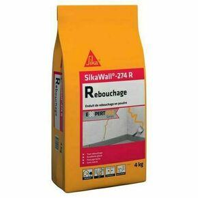 Enduit de rebouchage à base de plâtre SikaWall 274R - sac de 4kgs - Gedimat.fr