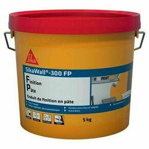 Enduit de lissage et de finition en pâte prêt à l'emploi SikaWall 300FP - sac de 5kgs - Gedimat.fr