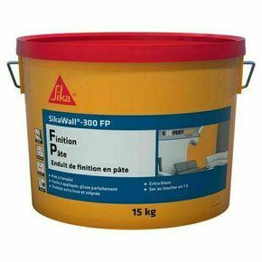Enduit de lissage et de finition en pâte prêt à l'emploi SikaWall 300FP - sac de 15kgs - Gedimat.fr