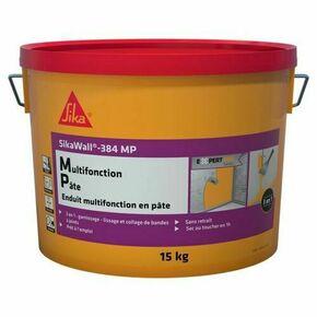 Enduit 3 en 1 en pâte prête à l'emploi SikaWall 384MP - sac de 15kgs - Gedimat.fr