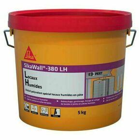 Enduit polyvalent en pâte prête à l'emploi SikaWall 380LH - sac de 5 kgs - Gedimat.fr