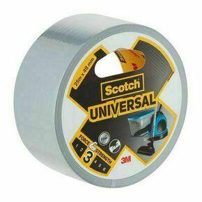 Toile de réparation UNIVERSAL grise - 10mx48mm - Gedimat.fr