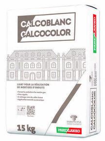 Liant CALCOCOLOR Capri - sac de 15kg - Gedimat.fr