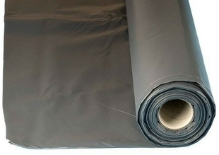 Film polyéthylène Bâtiment PR 200 microns larg.6m long.25m 150m² - Gedimat.fr