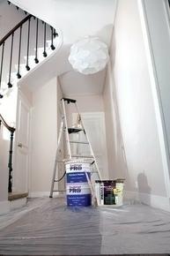 Peinture Déco Acrylique Mur Plafond Mat Blanc 5 L Gedimat