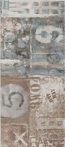 Décor Hot A+B carrelage pour mur en faïence NYC larg.20cm long.45cm coloris midtown - Gedimat.fr