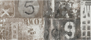 Décor Ice carrelage pour mur en faïence NYC larg.20cm long.45cm coloris bococo/soho/nolita - Gedimat.fr