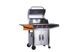 Barbecue gaz 3 brûleurs CELESTE - Gedimat.fr
