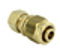 Raccord union laiton brut bicône à visser mâle diam.15x21mm pour tube cuivre diam.12mm sous coque 1 pièce - Gedimat.fr