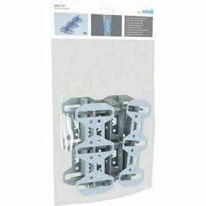 Connecteur 90° pour panneaux de construction WEDI - Gedimat.fr